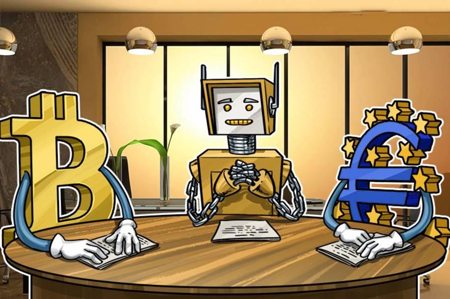 Banco Central Europeu e Bitcoin
