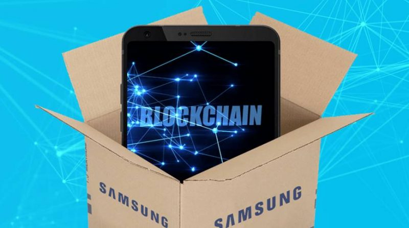 Crypto Drive da Samsung