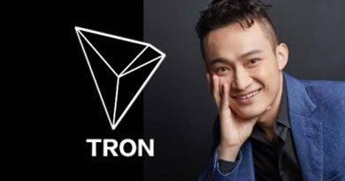 Justin Sun - Fundador da TRON