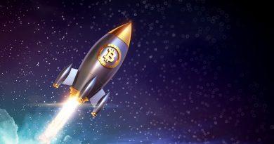 Tendência de alta do bitcoin