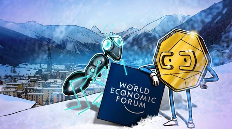 Fórum Econômico Mundial e Blockchain
