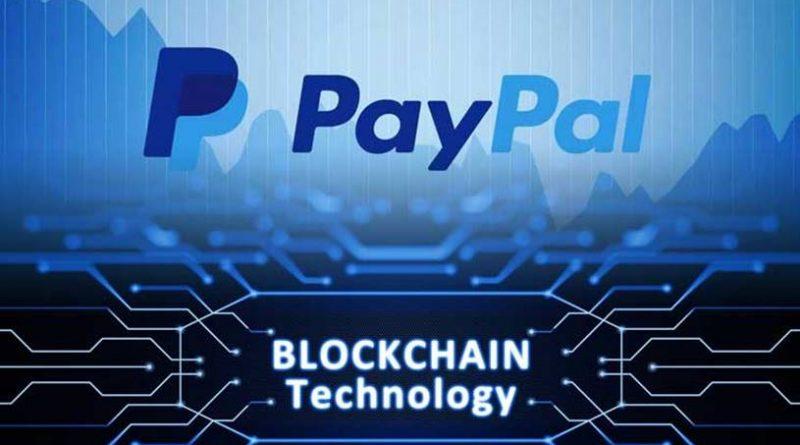 PayPal investe em Blockchain