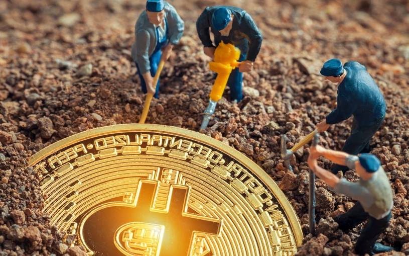Rede Bitcoin - Mineradoras