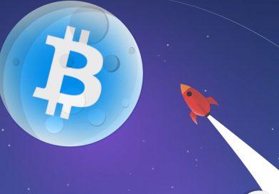 Bitcoin sobe acima de US $ 5.000