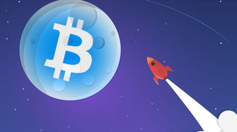 Alta do bitcoin