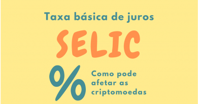 taxa selic e criptmoedas