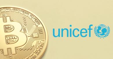 A UNICEF começa a aceitar doações de bitcoin!