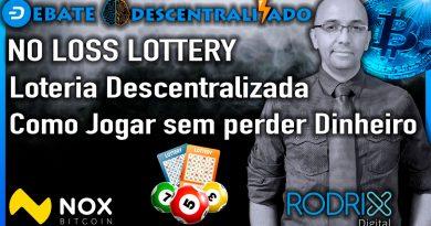 Debate Descentralizado: loterias em DeFi sem risco de perda