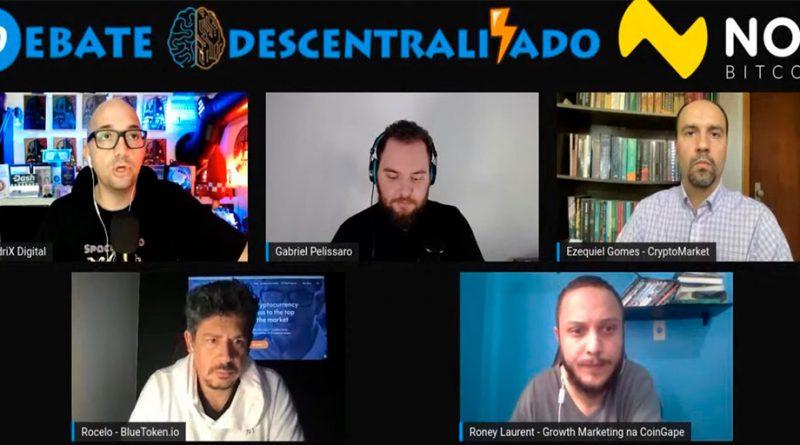 Debate Descentralizado: Pix e Real Digital vão roubar sua liberdade
